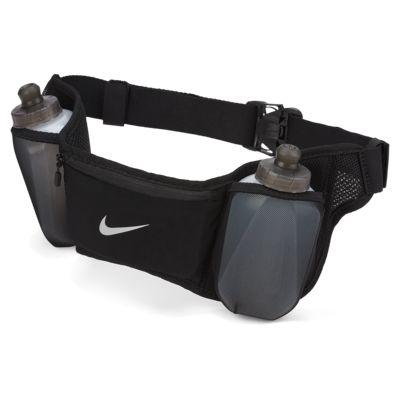 Nike Cinturón para botellas con doble bolsillo