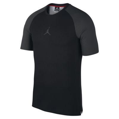 Jordan Dri-FIT 23 Alpha 男款印花短袖籃球上衣