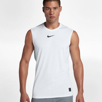Nike Pro Men's Sleeveless Fitted Top