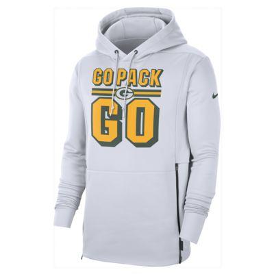 Nike Therma Local (NFL Packers) Men's Hoodie