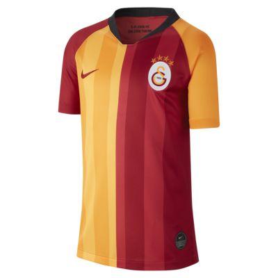 Galatasaray 2019/20 Stadium Home Voetbalshirt voor kids
