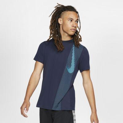 Nike Dri-FIT Kurzarm-Trainingsoberteil für Herren