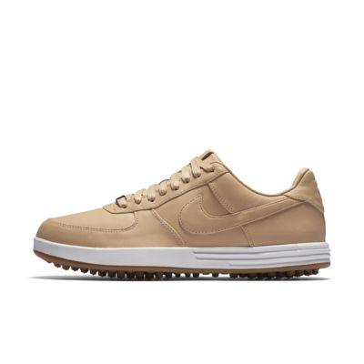 รองเท้ากอล์ฟบุรุษ Nike Lunar Force 1 G Premium