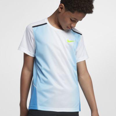 Kortärmad träningströja Nike för killar