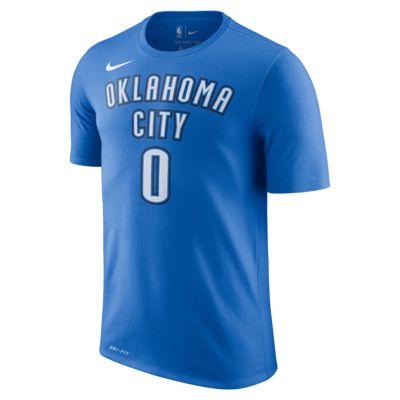Russell Westbrook Oklahoma City Thunder Nike Dri-FIT Men's NBA T-Shirt