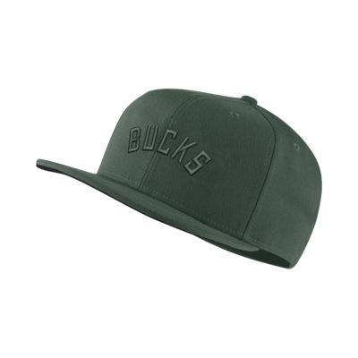 Καπέλο Milwaukee Bucks Nike AeroBill NBA