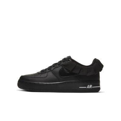 Nike Air Force 1 LV8 Ruffle Big Kids' Shoe
