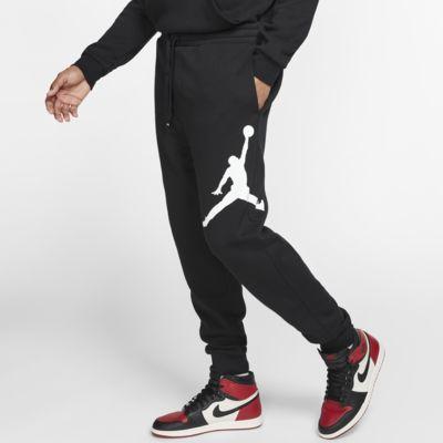 Męskie spodnie z dzianiny Jordan Jumpman Logo