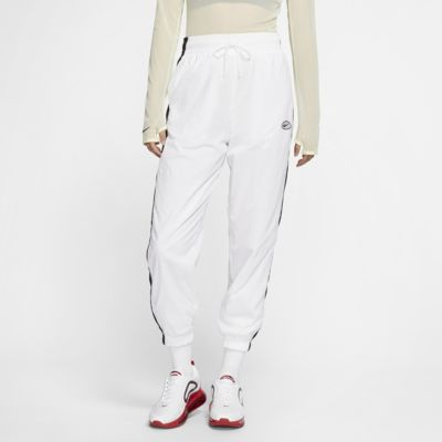 Pantalones Swoosh de tejido Woven para mujer Nike Sportswear