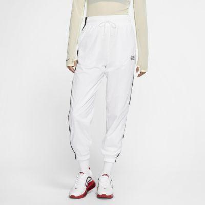 Vævede Nike Sportswear-swoosh-bukser