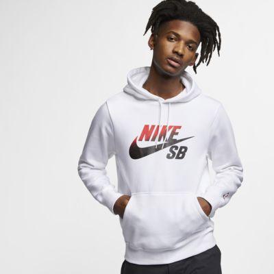 Nike SB Icon Erkek Kapüşonlu Kaykay Üstü