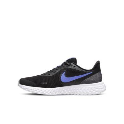Nike Revolution 5 Glitter Big Kids' Running Shoe