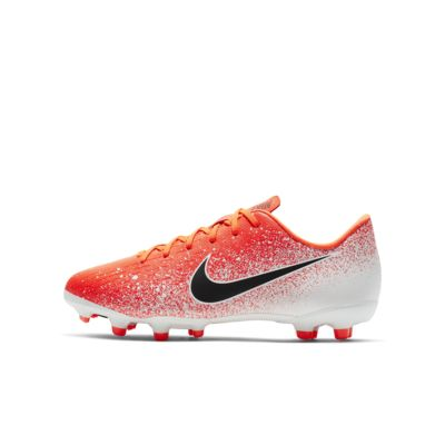 Nike Jr. Mercurial Vapor XII Academy Younger/Older Kids' Multi-Ground Football Boot