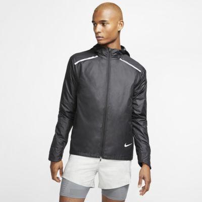 Nike Repel Hardloopjack met capuchon voor heren