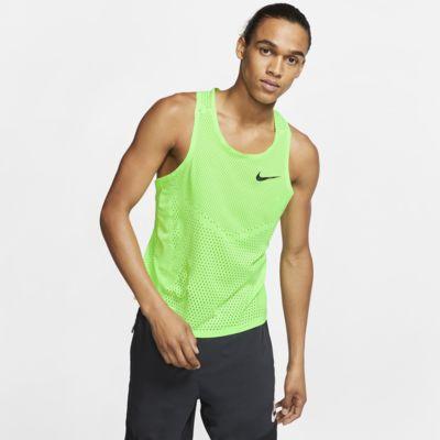Camisola de running sem mangas Nike AeroSwift Berlin para homem