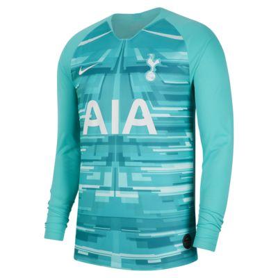 Tottenham Hotspur 2019/20 Stadium Goalkeeper Herren-Fußballtrikot