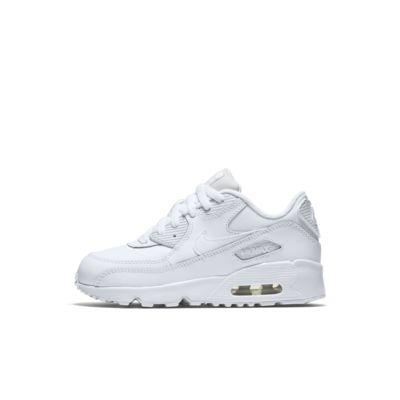 Nike Air Max 90 Leather Zapatillas - Niño/a pequeño/a