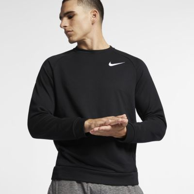 Ανδρική φλις μπλούζα προπόνησης Nike Dri-FIT