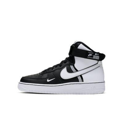Nike Air Force 1 High LV8 2 Big Kids' Shoe