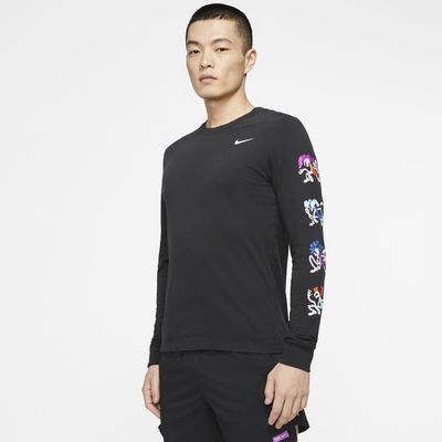 Nike Dri-FIT Men's Long-Sleeve T-Shirt