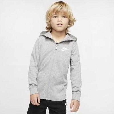 Nike Sportswear Little Kids' Full-Zip Hoodie
