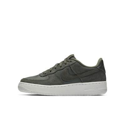 Nike Air Force 1-1 sko til store barn