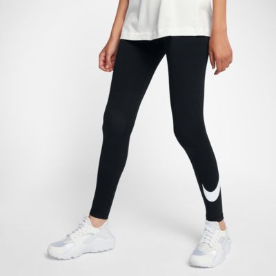 Nike Sportswear Legging met Swoosh voor dames