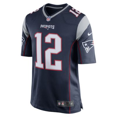 Hemmatröja NFL New England Patriots (Tom Brady) för män