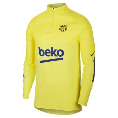 Träningströja Nike VaporKnit FC Barcelona Strike för män