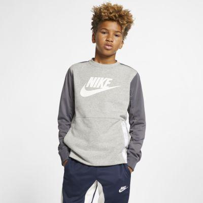 Tröja med rund hals Nike Sportswear för ungdom