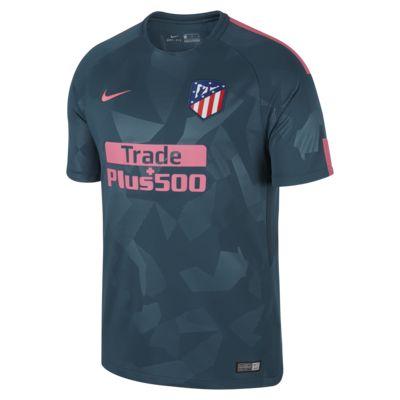 Купить Мужское футбольное джерси 2017/18 Atletico de Madrid Stadium Third