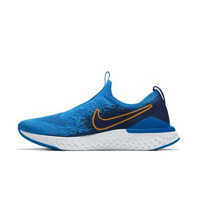 Nike Epic Phantom React Flyknit By You Sabatilles personalitzables de running - Home