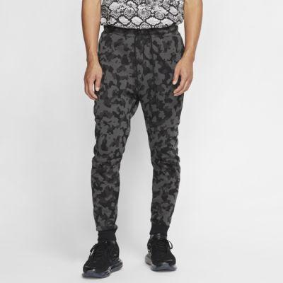 Pantalon de jogging imprimé Nike Sportswear Tech Fleece pour Homme