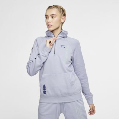 Nike Sportswear Essential Women's 1/4-Zip Fleece Top