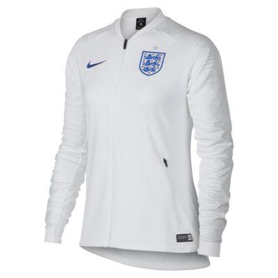 England Anthem Damen-Fußballjacke