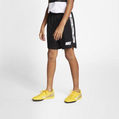 Ποδοσφαιρικό παντελόνι Nike Dri-FIT Squad για μεγάλα παιδιά