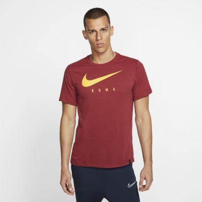 Pánské fotbalové tričko Nike Dri-FIT A.S. Roma