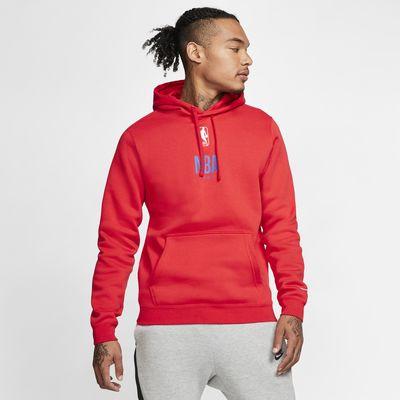 Nike Courtside 'Paris' Men's NBA Sweatshirt