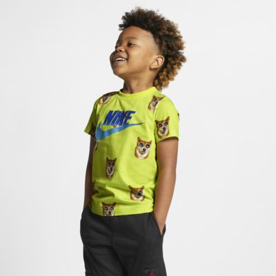 Nike 幼童印花T恤