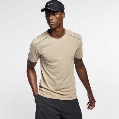 Pánské běžecké tričko Nike Tech