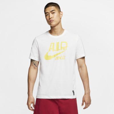 เสื้อยืดวิ่งผู้ชาย Nike Dri-FIT