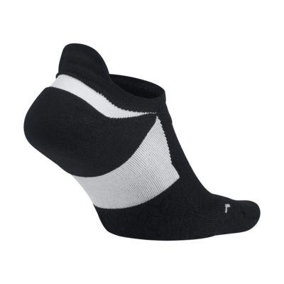 Nike Elite Cushioned No-Show Hardloopsokken