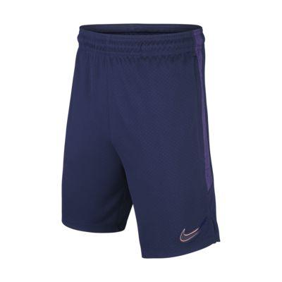 Shorts de fútbol para niño talla grande Nike Dri-FIT Tottenham Hotspur Strike