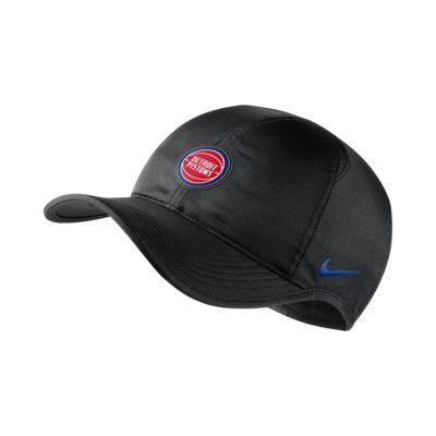 Detroit Pistons Nike AeroBill Featherlight NBA Hat