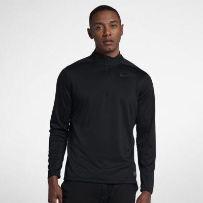 Męska koszulka do golfa z zamkiem 1/2 Nike Dri-FIT