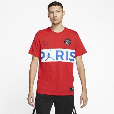 Paris Saint-Germain Wordmark T-Shirt