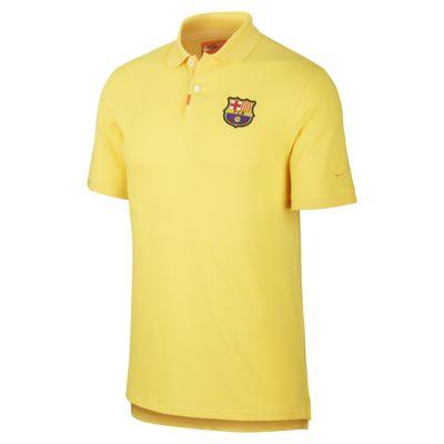 Męska koszulka polo Nike FC Barcelona