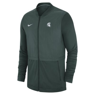 Nike College Dri-FIT Elite Hybrid (Michigan State) Men's Jacket