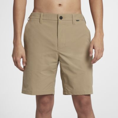 Hurley Dri-FIT Chino-shorts (48 cm) til mænd