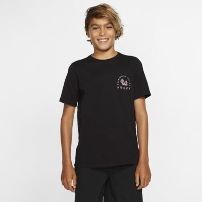 Hurley Disco Chillin' Boys' Premium Fit T-Shirt